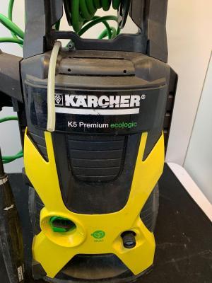 A Karcher K5 Premium Ecological Pressure Washer Price Estimate